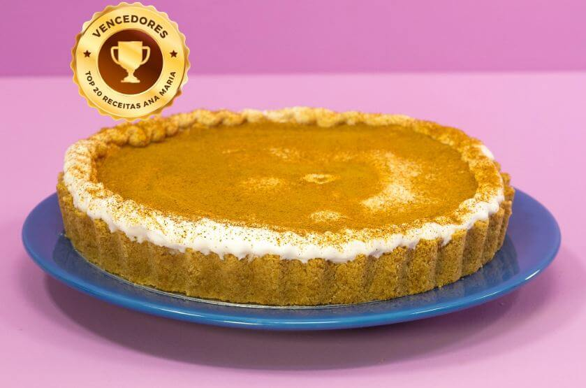Banoffee pie do Top 20 Receitas