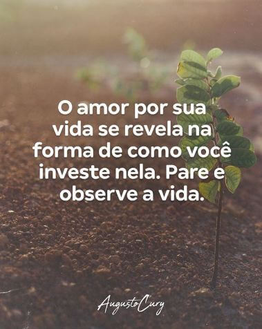 frase augusto cury